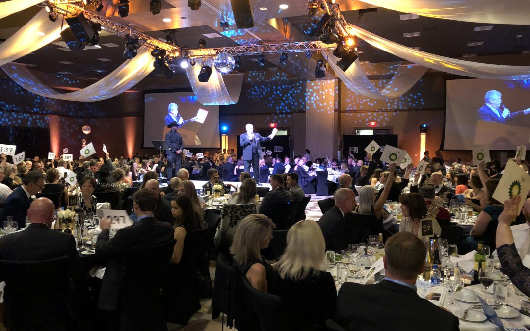 4th Annual Inspire Higher Dreams Gala & Auction