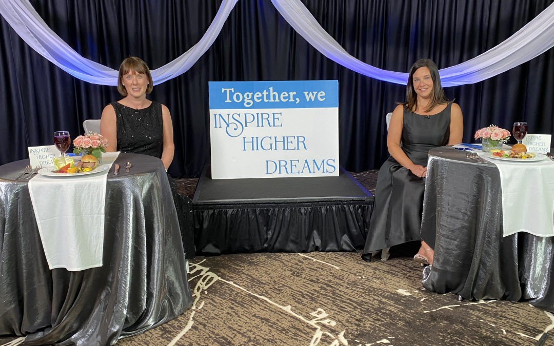 Virtual Inspire Higher Dreams Gala & Auction Met with Great Success
